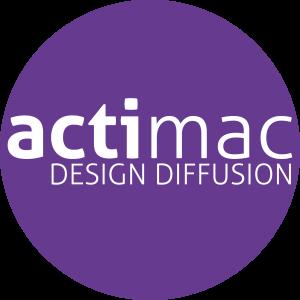 logo actimac design diffusion